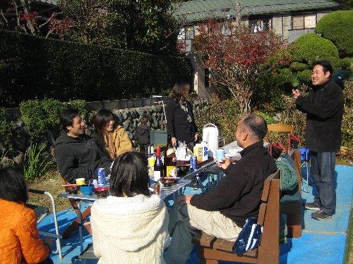 2006 Log Jizo Festival【冬】 No6_c0038619_18405356.jpg