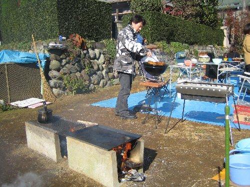 2006 Log Jizo Festival【冬】 No4_c0038619_18433963.jpg