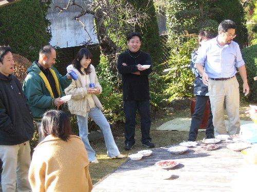 2006 Log Jizo Festival【冬】 No4_c0038619_18435595.jpg