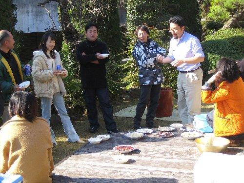 2006 Log Jizo Festival【冬】 No4_c0038619_1844312.jpg