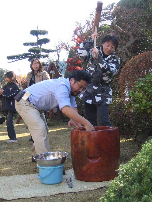 2006 Log Jizo Festival【冬】 No3_c0038619_1845353.jpg