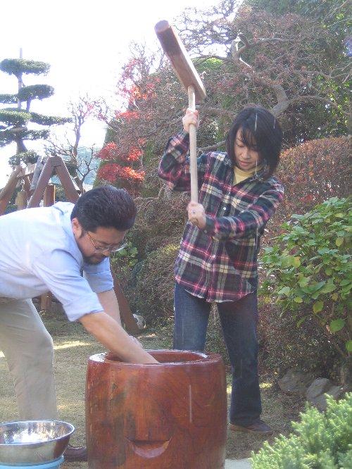 2006 Log Jizo Festival【冬】 No3_c0038619_18454392.jpg