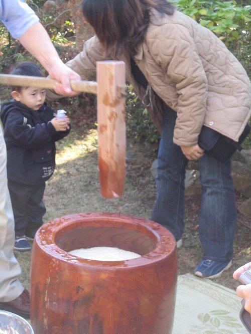 2006 Log Jizo Festival【冬】 No3_c0038619_18455140.jpg