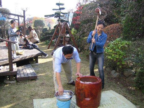 2006 Log Jizo Festival【冬】 No2_c0038619_18463533.jpg