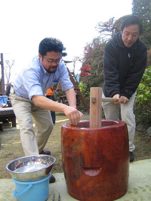 2006 Log Jizo Festival【冬】 No2_c0038619_18464341.jpg
