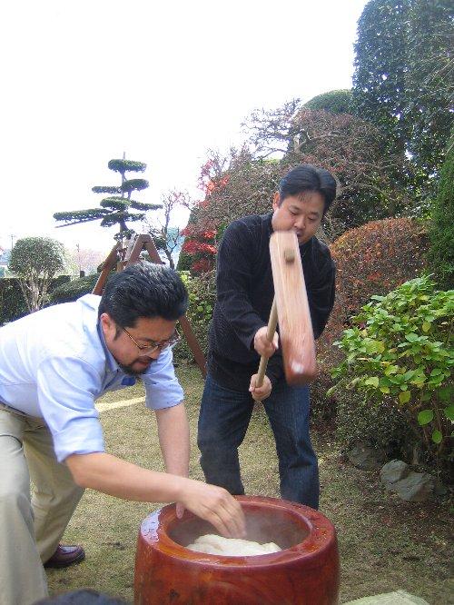 2006 Log Jizo Festival【冬】 No2_c0038619_18465193.jpg