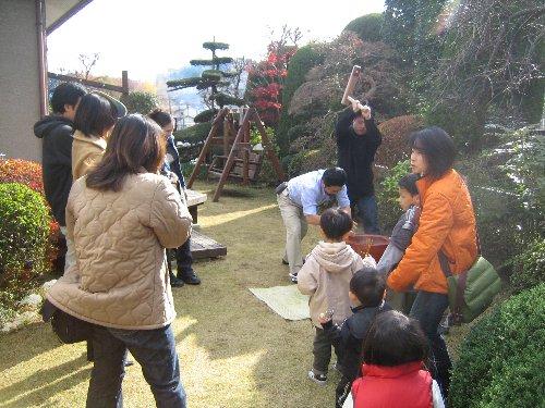 2006 Log Jizo Festival【冬】 No2_c0038619_18465929.jpg