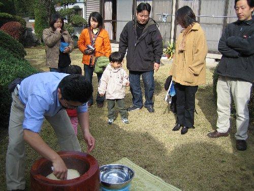 2006 Log Jizo Festival【冬】 No2_c0038619_1847648.jpg