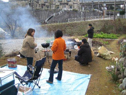 2006 Log Jizo Festival【冬】 No1_c0038619_1972563.jpg