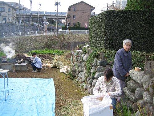 2006 Log Jizo Festival【冬】 No1_c0038619_1987100.jpg