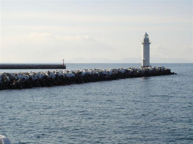 根室港灯台・・・・・北方領土     3月20日_f0113639_8401297.jpg