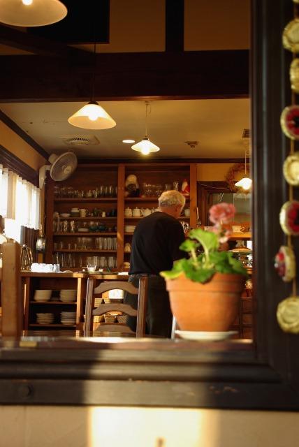 Tea time in Kiyosato_e0063851_22461572.jpg