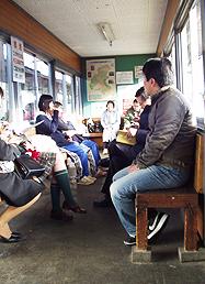 きのこの旅〜1日目〜_e0071652_2048451.jpg