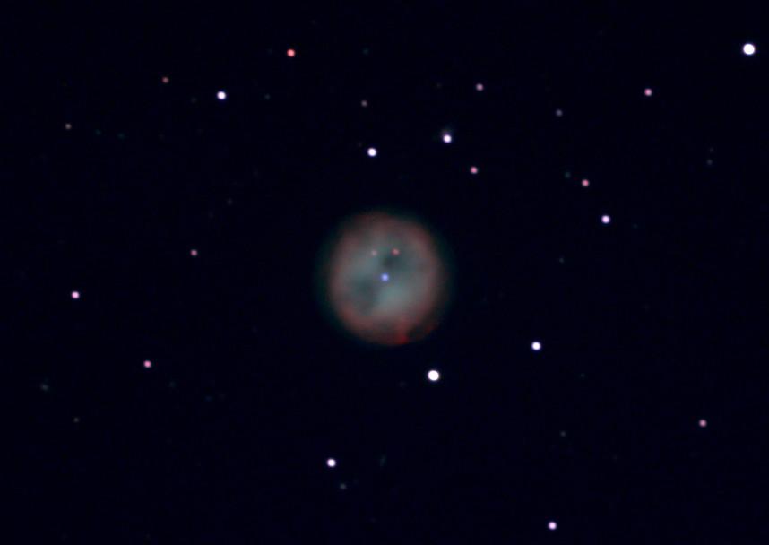 M97  おおぐま座の惑星状星雲(ふくろう星雲)_c0061727_144112.jpg