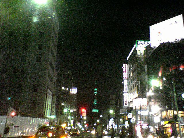 都内散歩 東京タワーGreening and lighting the future_a0016730_2254710.jpg