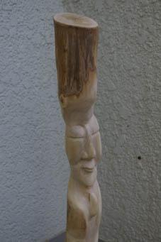 春分の日の3月21日、木彫り観音が玄関先に届いていた!_c0014967_0461199.jpg