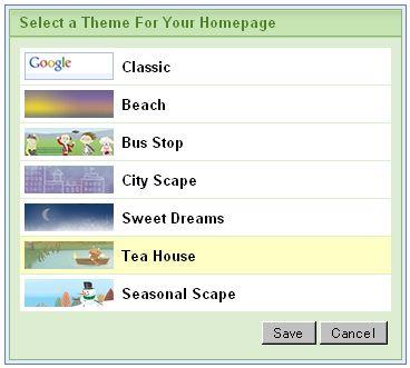 Personalized Google Home にテーマが誕生_c0025115_221974.jpg