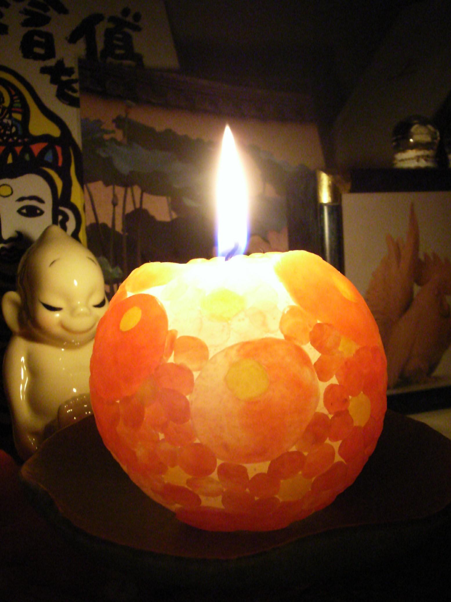 焔と饂飩、神社と神社、椿から椿。_d0091021_1135910.jpg