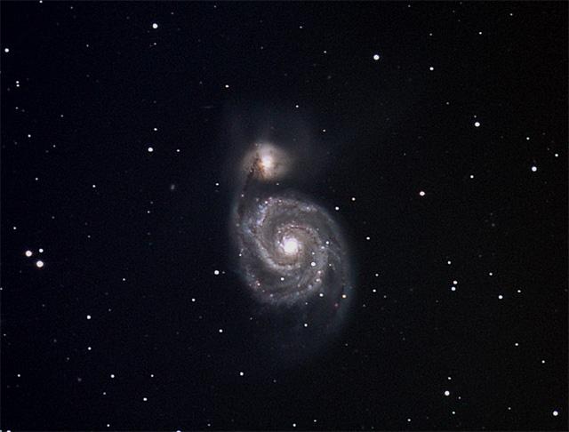 ダメダメ M51(子持ち星雲)_c0061727_22574021.jpg