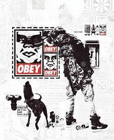 OBEYのショーが渋谷ではじまったんだね。_a0077842_18544758.jpg