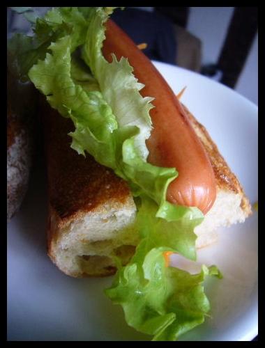 ■最近の昼ご飯から・・・・(PARIS)_a0014299_18401225.jpg
