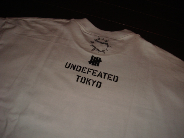 UNDEFEATED TOKYO RECEPTION_f0010106_839482.jpg