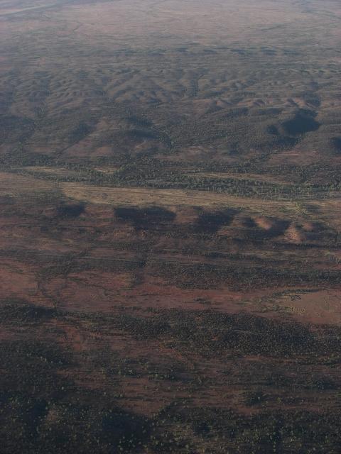 空撮 地球の背骨 マクダネルレンジ DAY12_f0050534_21423481.jpg