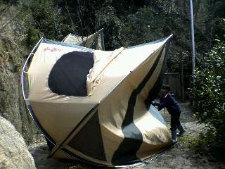 楽しかったキャンプも終わった♪_d0082356_14272547.jpg