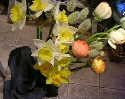オークリーフ(YUKAさんの花束)_f0049672_1225216.jpg