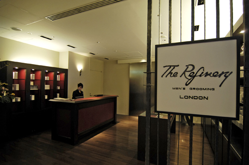 The Refinery London(ザ・リファイナリー・ロンドン)【初出店】_f0139006_0555444.jpg