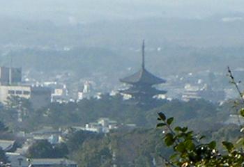 白毫寺からの眺望_b0008289_2137334.jpg