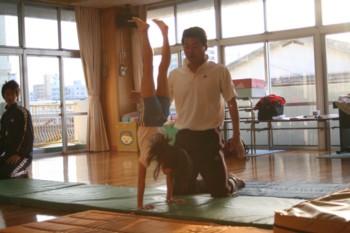 体をやわらく~体操クラブ~♪_d0082356_20261861.jpg