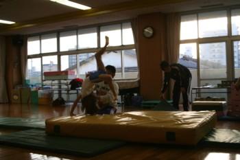 体をやわらく~体操クラブ~♪_d0082356_20264278.jpg