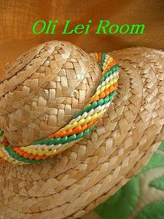 麦わら帽子とリボンレイ_c0083904_11533567.jpg