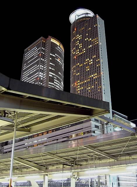 新幹線名古屋駅_d0087407_0523722.jpg