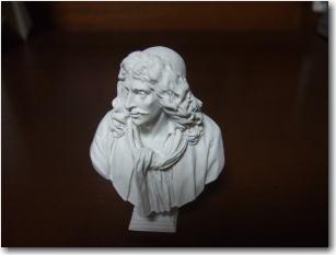 3月29日肖像彫刻