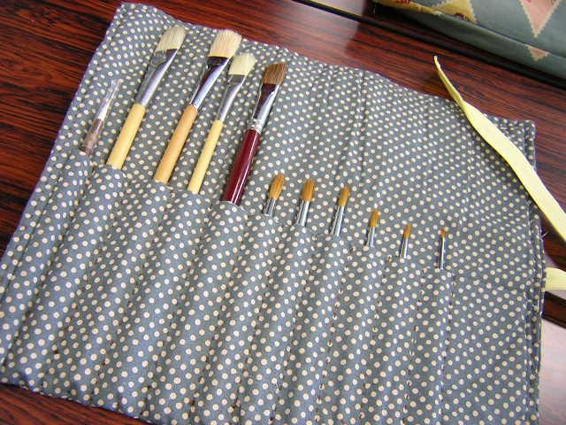 今日は編み物・水彩画教室でした(^_^)_c0113948_16144156.jpg
