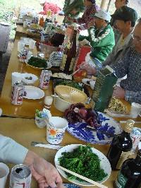 みさき里山クラブ「お花見懇親会」_c0108460_2363860.jpg