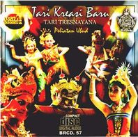 新アルバム:TARI KREASI BARU Peliatan-Ubud @グンタ・ブアナ・サリ_a0054926_7205519.jpg