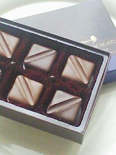 春のお花見チョコレート_b0077251_1438854.jpg