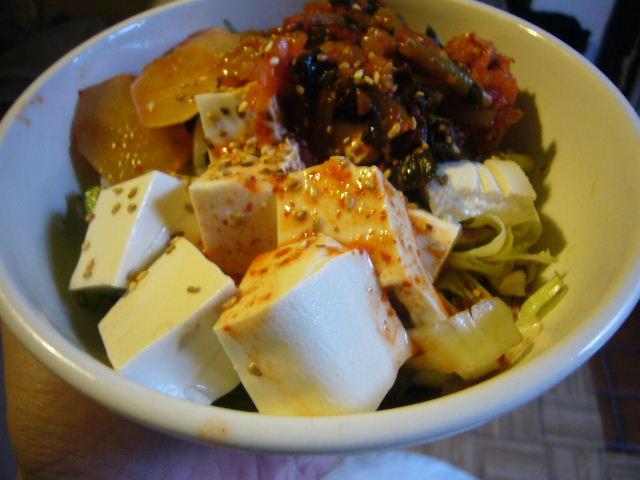 【豆腐】ベルヴィル界隈の手作り豆腐(PARIS)_a0014299_2343999.jpg