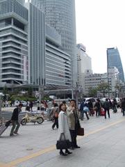 名古屋 ミッドランド・スクエア Be Organic訪問_b0054727_0162775.jpg