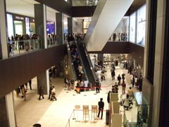 名古屋 ミッドランド・スクエア Be Organic訪問_b0054727_018366.jpg