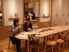 名古屋 ミッドランド・スクエア Be Organic訪問_b0054727_027262.jpg