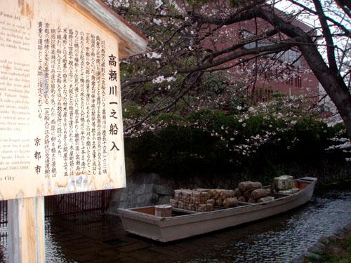 京都 高瀬川_e0048413_23302812.jpg