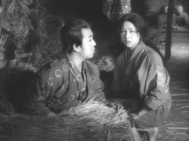 香川京子「山椒大夫」(1954) :...