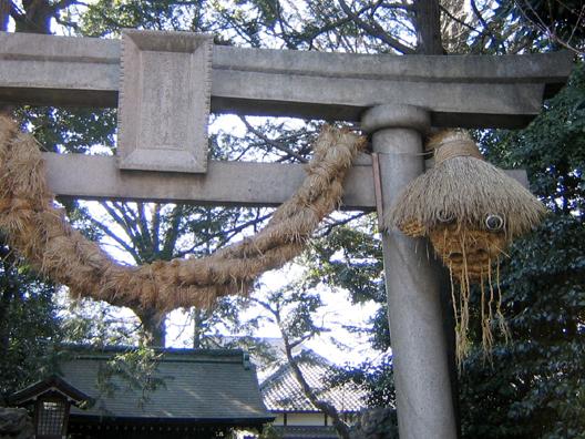 奥沢神社_f0091067_2045551.jpg