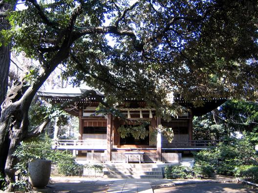 奥沢神社_f0091067_20462949.jpg