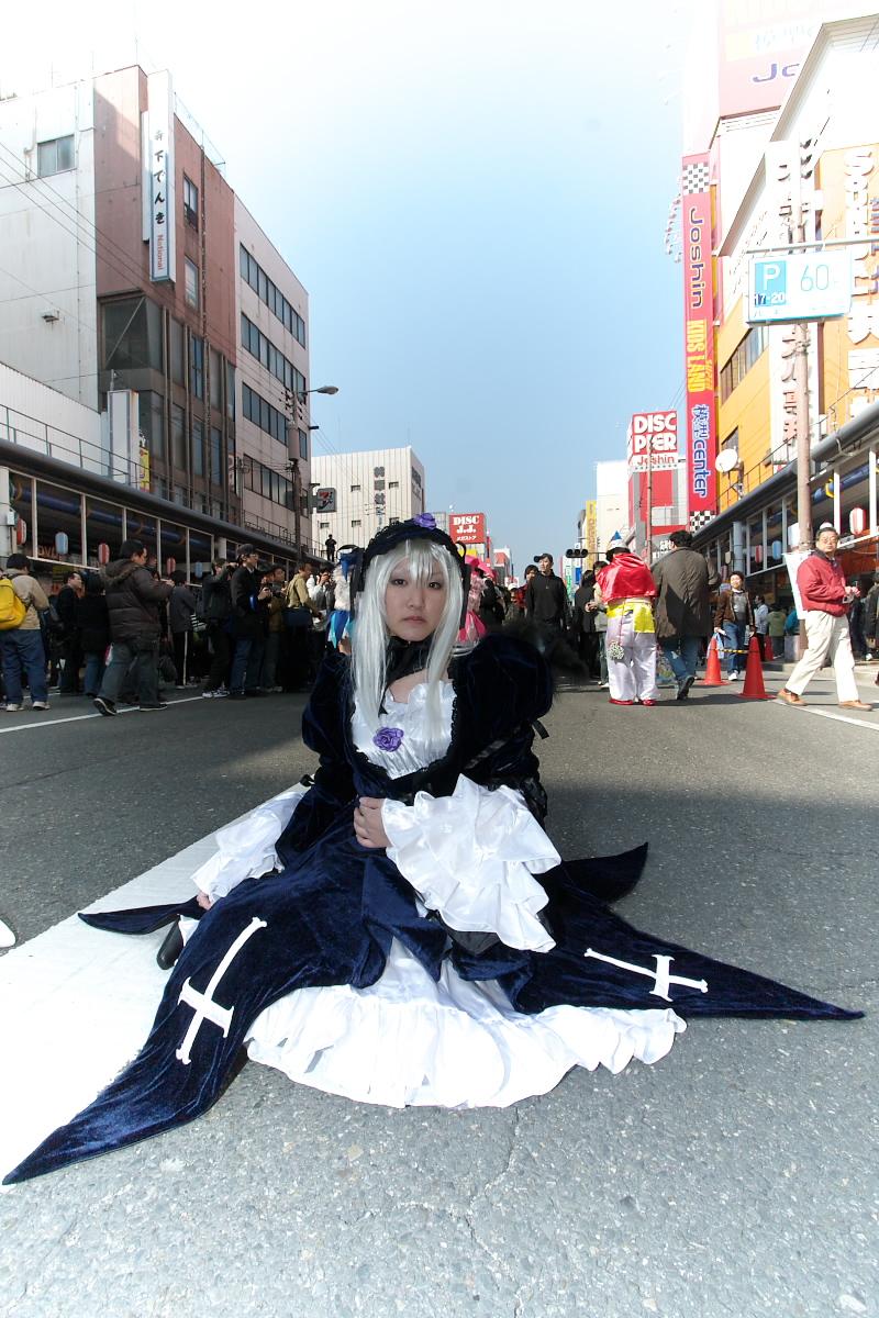大阪 日本橋 コスプレまつり 2007 1_f0021869_15244439.jpg