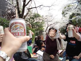 桜よ今年もMerci~♪_d0087483_21593869.jpg